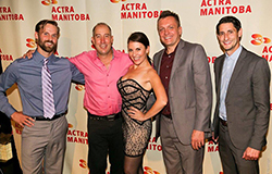 2016 ACTRA Manitoba Award Winners