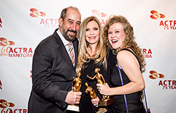 2018 ACTRA Manitoba Award Winners